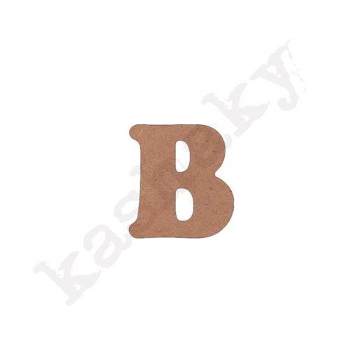 """ABECEDARIO """"INFANTIL"""" MAYÚSCULA LETRA """"B"""" - B1-002-ABC"""