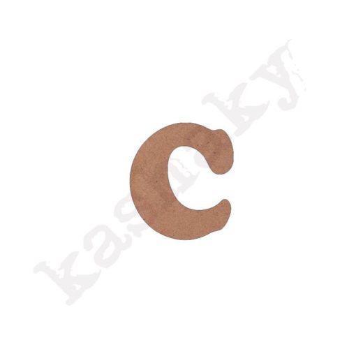 "ABECEDARIO ""INFANTIL"" MAYÚSCULA LETRA ""C"" - C1-002-ABC"