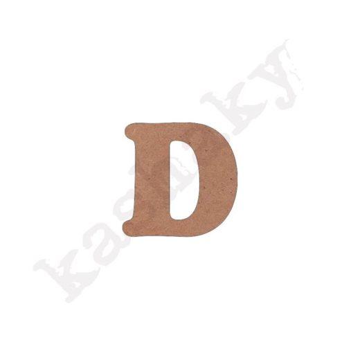"""ABECEDARIO """"INFANTIL"""" MAYÚSCULA LETRA """"D"""" - D1-002-ABC"""