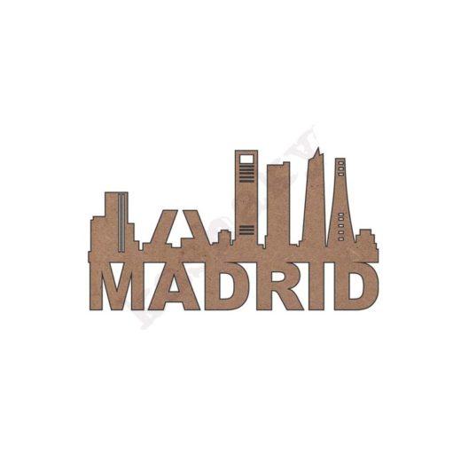 ICONO MADRID - DM-001-CMP