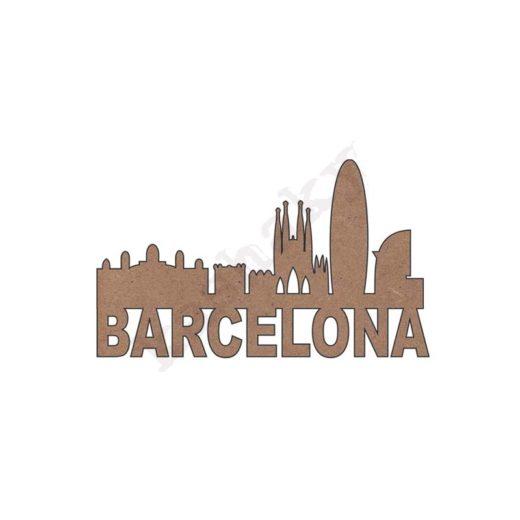 ICONO BARCELONA - DM-002-CMP