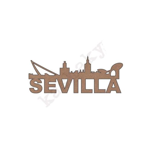 ICONO SEVILLA - DM-003-CMP