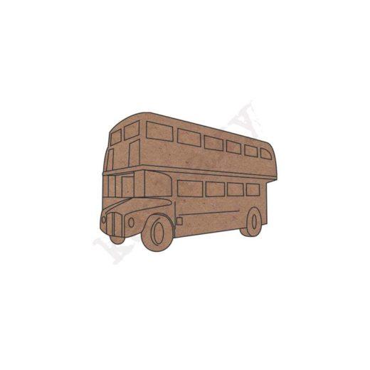 SILUETA BUS LONDON - DM-019-CMP