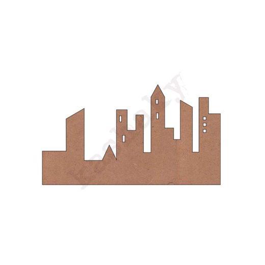 SILUETA EDIFICIOS NEW YORK - DM-023-CMP