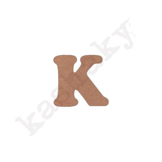 """ABECEDARIO """"INFANTIL"""" MAYÚSCULA LETRA """"K"""" - K1-002-ABC"""