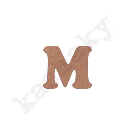 "ABECEDARIO ""INFANTIL"" MAYÚSCULA LETRA ""M"" - M1-002-ABC"