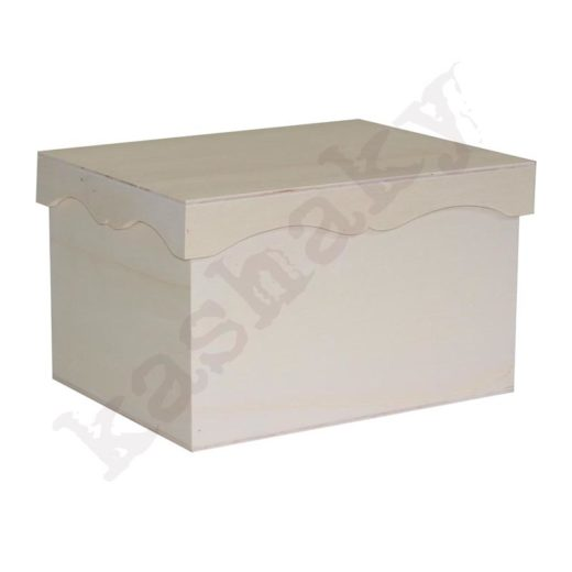 CAJA RECTANGULAR TAPA FRISO - MR-002-CJS
