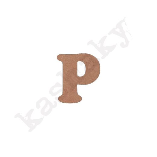 "ABECEDARIO ""INFANTIL"" MAYÚSCULA LETRA ""P"" - P1-002-ABC"