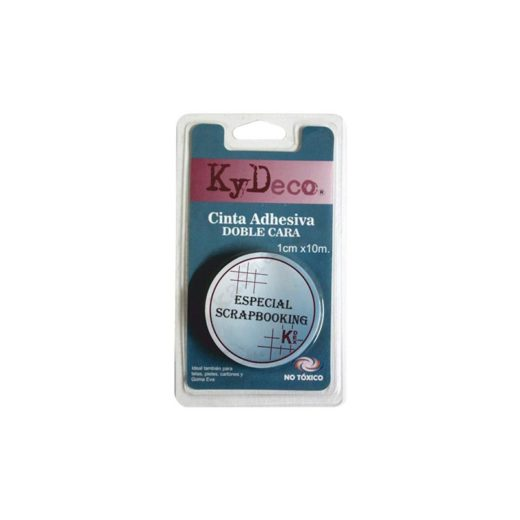 ADHESIVO DOBLE CARA 1cm x 10mts - PR-004-ADH