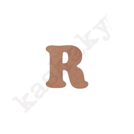 "ABECEDARIO ""INFANTIL"" MAYÚSCULA LETRA ""R"" - R1-002-ABC"