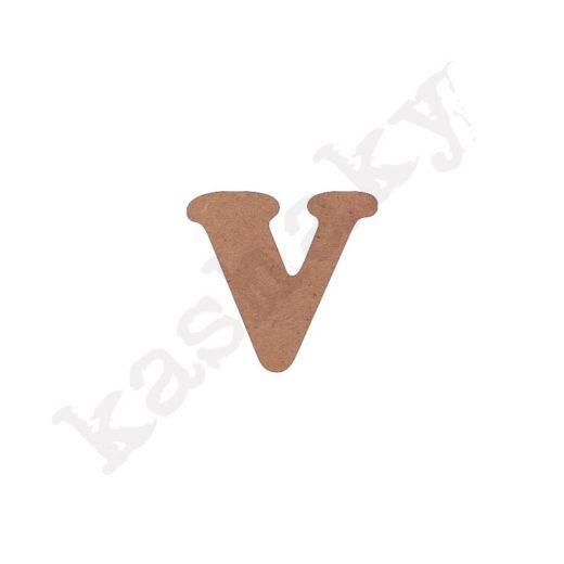 "ABECEDARIO ""INFANTIL"" MAYÚSCULA LETRA ""V"" - V1-002-ABC"