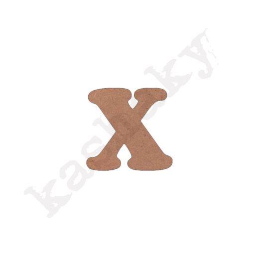 """ABECEDARIO """"INFANTIL"""" MAYÚSCULA LETRA """"X"""" - X1-002-ABC"""
