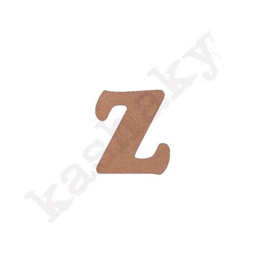 """ABECEDARIO """"INFANTIL"""" MAYÚSCULA LETRA """"Z"""" - Z1-002-ABC"""